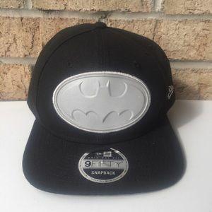 New Era Accessories - New Era 9Fifty Batman SnapBack